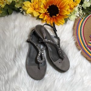 Kenneth Cole Reaction Lost Star Sandals 8.5